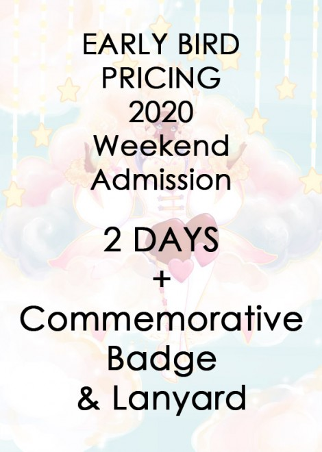 2020 Weekend Admission - EB1