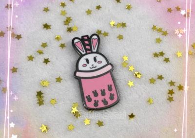 Cutie Bunni Enamel Pin