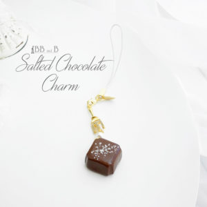 BB and B Salted Chocolate Charm