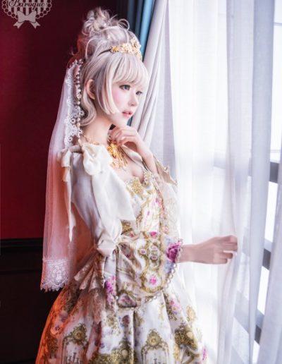 Baroque Korean Lolita Fashion